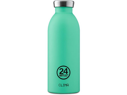 24Bottles Thermosflasche Clima 500 ml Mint