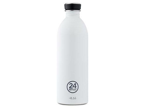 24Bottles Trinkflasche Urban 1000 ml Ice White