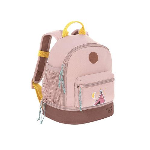 Lässig Kindergartenrucksack - Mini Backpack, Adventure Tipi