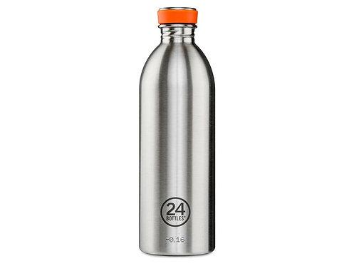 24Bottles Trinkflasche Urban 1000 ml Steel