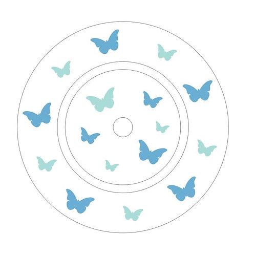 Schutzfolie Toniebox Ladestation Schmetterling 5