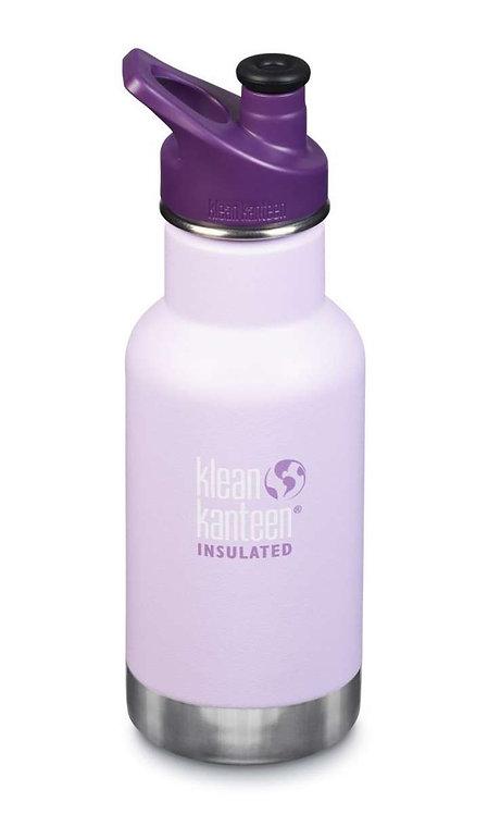 Klean Kanteen 12oz Kid Thermotrinkflasche 355ml Sugarplum Fairy - Lavendel