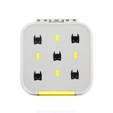 Little Lunch Box kaufen, Little Lunch Box personalisiert, Znünibox leicht, Lunchbox leicht, Znünibox personalisiert, grau