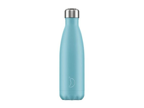 Chilly's 500ml Trinkflasche Pastell Blau