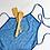 Thumbnail: Kinder Koch-/Bastelschürze von Little Lunch Box - Dino