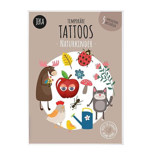 Jeka Tattoos  Naturkinder