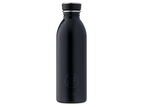 24Bottles Trinkflasche Urban 500 ml Tuxedo Black