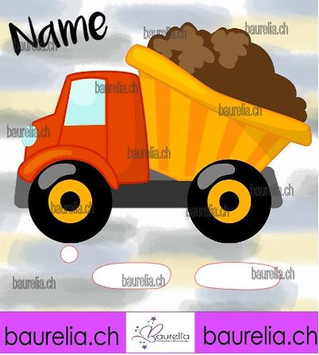 Schutzfolie Toniebox Lastwagen 6