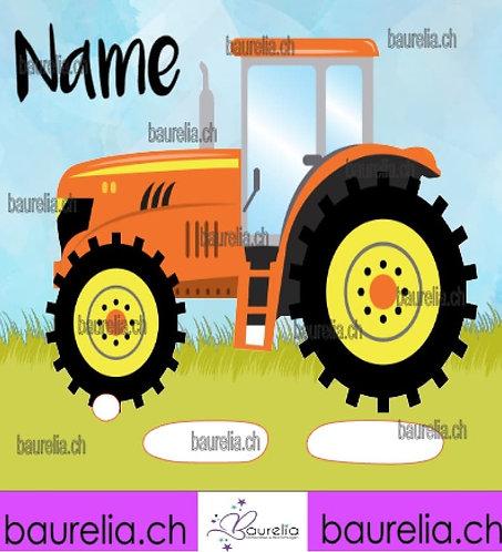 Schutzfolie Toniebox Traktor 5