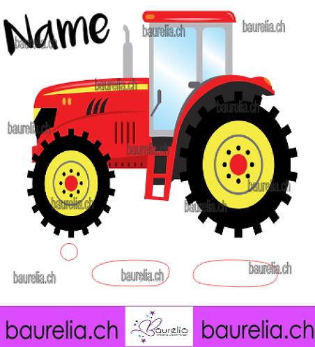 Schutzfolie Toniebox Traktor 11