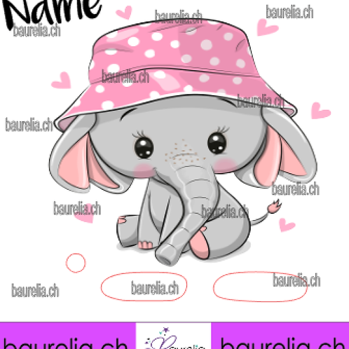 Schutzfolie Toniebox Elefant 2
