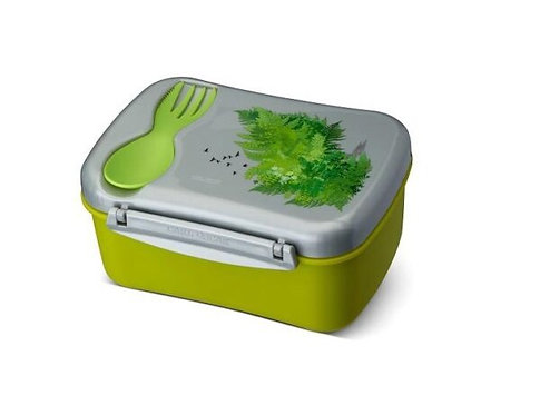 Znünibox grün, Carl Oscar Znünibox, Carl Oscar personalisiert, Carl Oscar kaufen, Znünibox kaufen, Lunchbox kaufen, grün,kühl