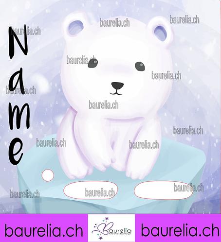 Schutzfolie Toniebox Eisbär
