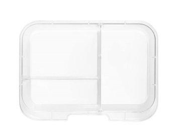 Munchbox Inlay Klar mit 3 Unterteilungen