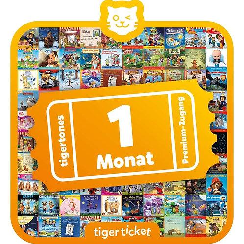 tigerticket 1 Monat Swiss Edition