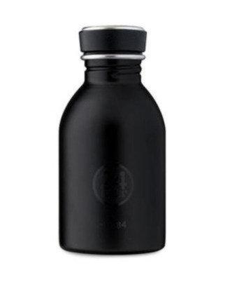 24Bottles Trinkflasche Urban 250ml Tuxedo Black