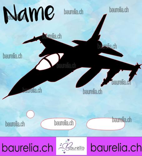 Schutzfolie Toniebox Flugzeug 2