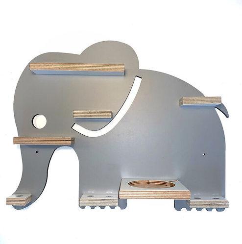 Tonieregal, Tonie-Regal, Tonieboxregal,Toniebox - Regal, Tonieregal personalisiert, Tonieboxregal personalisiert, Elefant