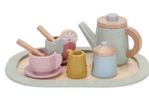 Little Dutch Tee Service Holz