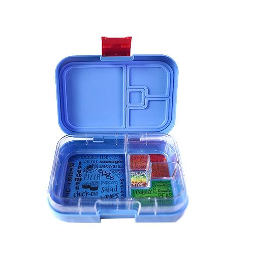 Munchbox mit 4 Unterteilungen Hero
