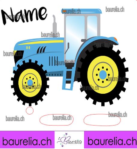 Schutzfolie Toniebox Traktor 9