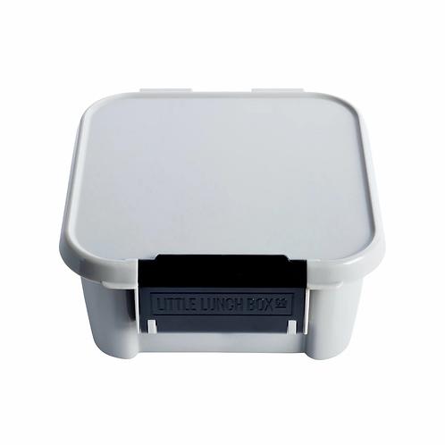 Little Lunch Box grau, Little Lunch Box kaufen,Little Lunch Box personalisiert,Znünibox leicht,Znünibox klein,Znünibox kaufen