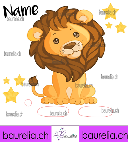 Schutzfolie Toniebox Löwe 5