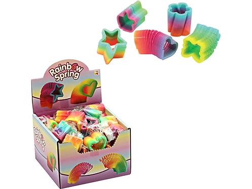 Mini Federspielzeug assortiert