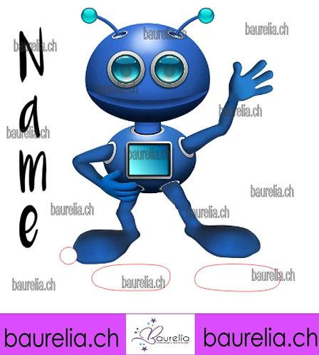 Schutzfolie Toniebox Roboter 2