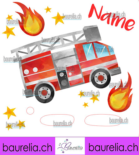 Schutzfolie Toniebox Feuerwehr 6