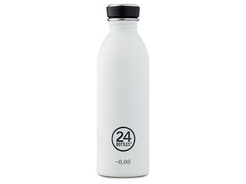 24Bottles Trinkflasche Urban 500 ml Ice White