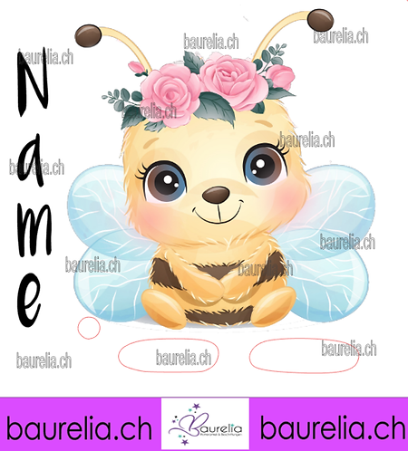 Schutzfolie Toniebox Biene 1
