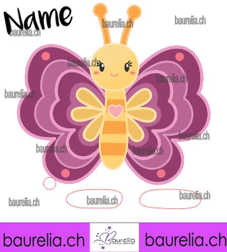Schutzfolie Toniebox Schmetterling 20