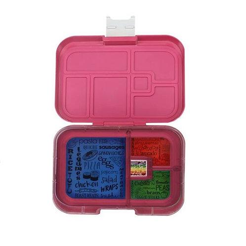 Znünibox pink, Znünibox Arbeit, Znünibox Ausflug, Znünibox Schule, Lunchbox kaufen, Znünibox kaufen, personalisiert