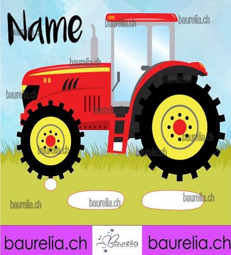 Schutzfolie Toniebox Traktor 6