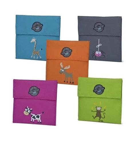 Snackbeutel, Lunchbag Carl Oscar,Snackbeutel personalisiert, Snackbeutel kaufen,Snackbeutel Kinder,Lunchbag personalisiert