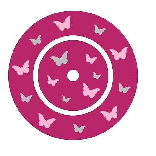 Schutzfolie Toniebox Ladestation Schmetterling 8