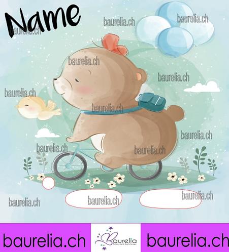 Schutzfolie Toniebox Bär 22