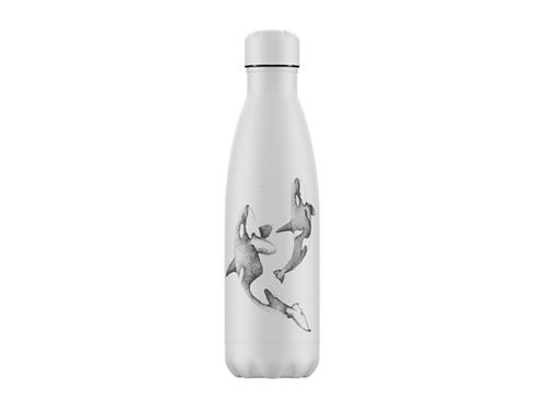 Chilly's 500ml Trinkflasche Sea Life Orca