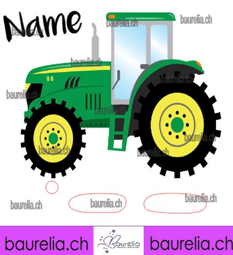 Schutzfolie Toniebox Traktor 10