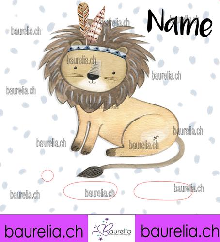Schutzfolie Toniebox Löwe 7