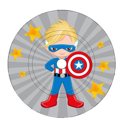 Schutzfolie Toniebox Ladestation Superheld 4
