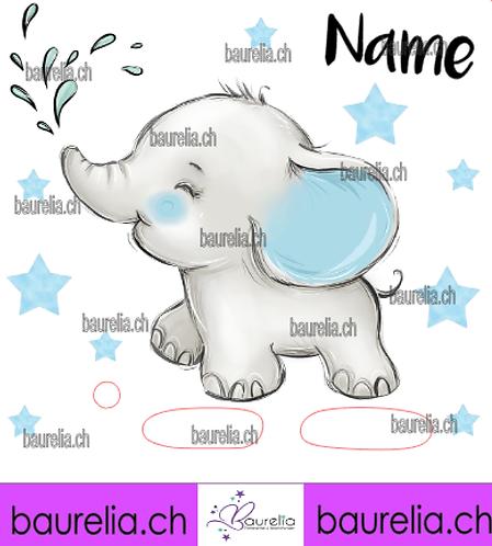 Schutzfolie Toniebox Elefant 14