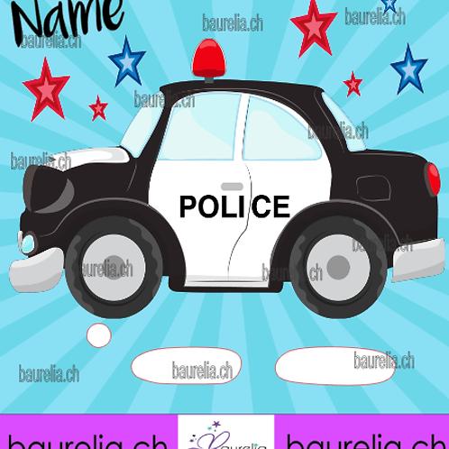 Schutzfolie Toniebox Polizei 1