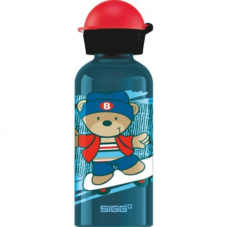 Sigg Aluminumflasche Kids KBT Skate 0.4l