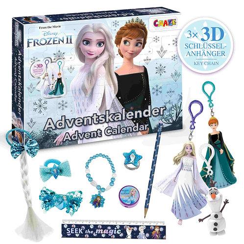 CRAZE Adventskalender Frozen 2