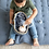 Thumbnail: Little Dutch Babypuppe Blau