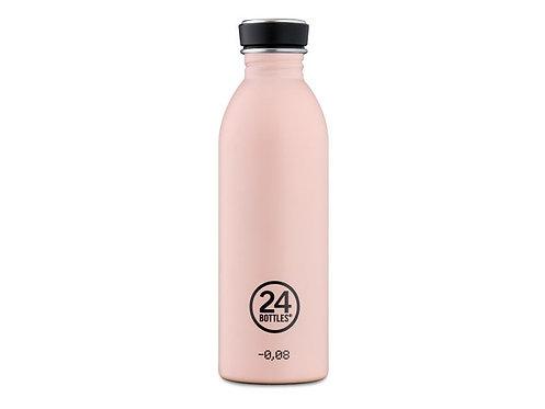 24Bottles Trinkflasche Urban 500 ml Dusty Pink