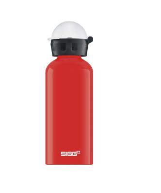 Sigg Aluminumflasche Kids KBT 0.4l Tomato