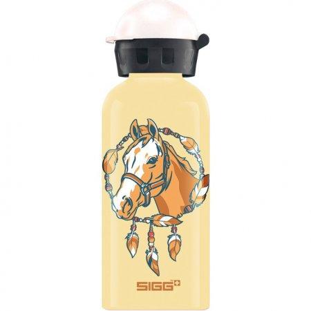 Sigg Aluminumflasche Kids KBT Pferd 0.4l